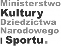 Logo Ministry of Culture and National Heritage